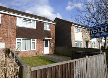 Thumbnail 3 bed semi-detached house to rent in Bracken Road, Petersfield
