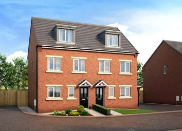 "Thumbnail 3 bed property for sale in ""The Sycamore At Westbeck"" at Stooperdale Avenue, Darlington"