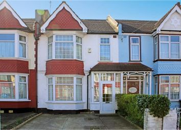 Thumbnail 3 bed terraced house for sale in Clifton Avenue, Wembley