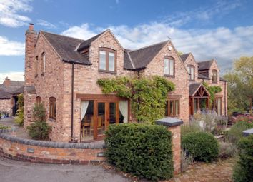 Thumbnail 5 bed detached house for sale in Main Road, Bilstone