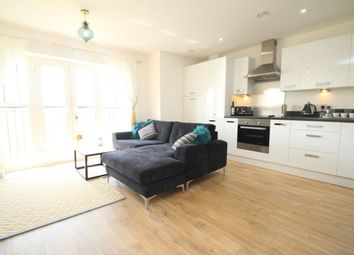 Thumbnail 1 bed flat to rent in Riverwood Court, Stafford Avenue, Hornchurch