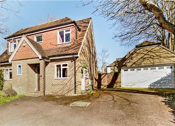 Thumbnail 3 bed detached house for sale in Tollhouse Lane, Wallington