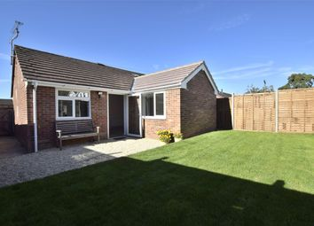 Thumbnail 2 bed semi-detached bungalow for sale in Foxgrove Drive, Cheltenham, Gloucestershire
