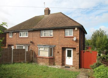 Thumbnail 3 bedroom semi-detached house for sale in St. Dunstans Drive, Gravesend, Kent
