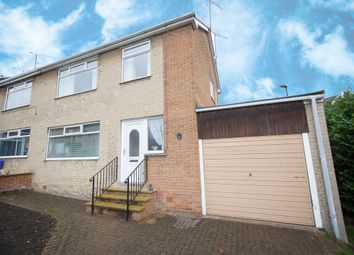Thumbnail 3 bed semi-detached house for sale in Townfields Avenue, Ecclesfield, Sheffield