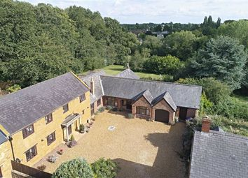 Thumbnail 6 bed barn conversion for sale in Whites Lane, New Duston, Northampton