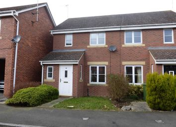Thumbnail 2 bed semi-detached house to rent in Twineham Road, Blunsdon, Swindon