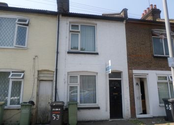 Thumbnail 3 bed terraced house to rent in Bury Park Road, Luton