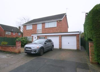 Thumbnail 4 bed detached house for sale in Swinton Close, Worcester