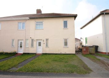 Thumbnail 3 bed semi-detached house to rent in St. Aidans Avenue, Framwellgate Moor, Durham