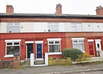 Thumbnail 2 bed terraced house for sale in Elverston Street, Northenden, Manchester