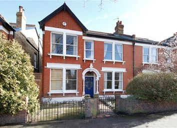 Thumbnail 4 bed semi-detached house for sale in Clive Road, London