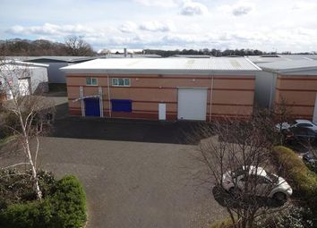 Thumbnail Light industrial for sale in Unit 6, Croft Business Park, Brunel Road, Bromborough, Wirral