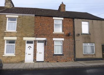 Thumbnail 3 bed terraced house to rent in Church Street, Coundon, Bishop Auckland