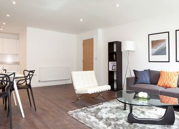 Thumbnail 3 bed flat to rent in Howard Road, Stanmore