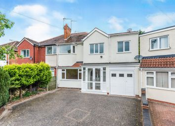 4 bed semi-detached house for sale in Coverdale Road, Solihull B92