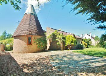 Thumbnail 4 bed detached bungalow for sale in Ash Road, Ash, Sevenoaks