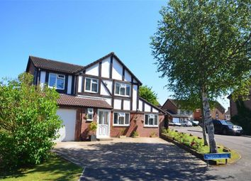 Thumbnail 6 bed detached house for sale in Alderton Close, Abbeymead, Gloucester