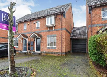 3 bed semi-detached house for sale in Pasteur Drive, Harold Wood, Romford RM3