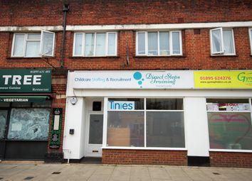 Victoria Road, Ruislip HA4. Retail premises to let