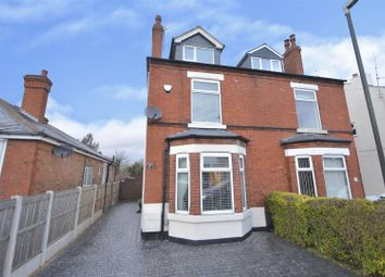 Thumbnail 3 bed semi-detached house for sale in Mount Street, Breaston, Derby