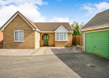 Thumbnail 2 bed detached bungalow for sale in Wake Road, March