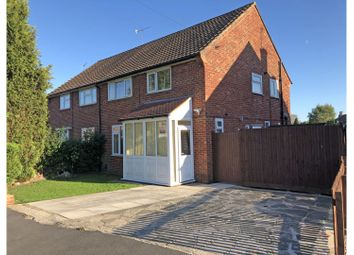 3 bed semi-detached house for sale in Sutton Gardens, Redhill RH1