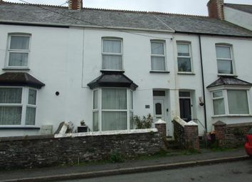Thumbnail 2 bed terraced house for sale in Wadebridge, Cornwall