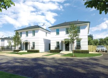 Thumbnail 4 bed detached house for sale in Slough Road, Datchet, Slough, Berkshire