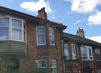 Thumbnail 1 bed flat for sale in Portland Street, Coatbridge