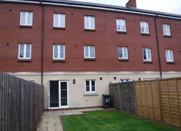 Thumbnail 3 bed town house to rent in Beanacre Road, Melksham
