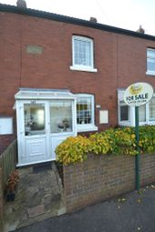Thumbnail 2 bed terraced house for sale in Batley Road, Kirkhamgate, Wakefield