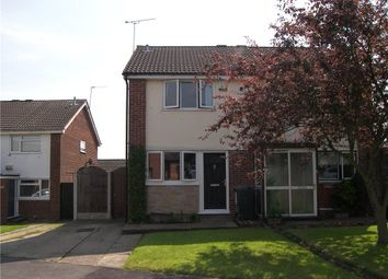 Thumbnail 2 bed semi-detached house for sale in Windmill Avenue, Kilburn, Belper