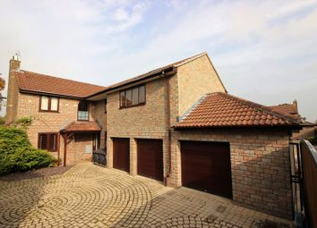 Thumbnail 5 bed detached house for sale in Conifer Close, Frampton Cotterell