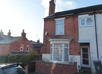 Thumbnail 2 bedroom end terrace house for sale in Horton Street, Lincoln