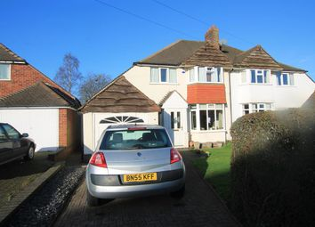 3 bed semi-detached house for sale in The Greenway, Sutton Coldfield B73