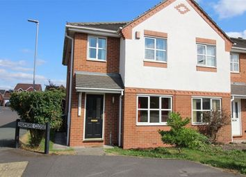 Thumbnail 3 bed semi-detached house to rent in Padmore Close, Crewe