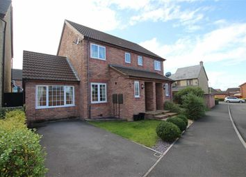 Thumbnail 2 bed semi-detached house for sale in Buttercup Crescent, Weston-Super-Mare