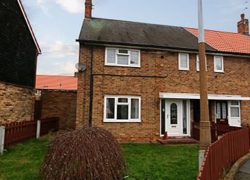 Thumbnail 3 bed terraced house for sale in Benedict Road, Hull