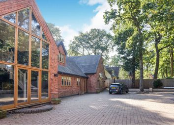 Thumbnail 5 bed detached house for sale in Park Drive, Sutton Coldfield