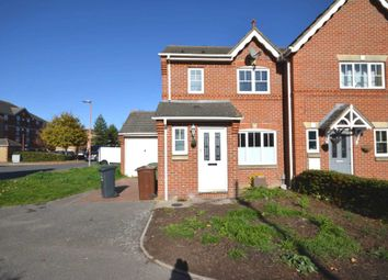 Thumbnail 3 bed semi-detached house to rent in Stern Close, Barking