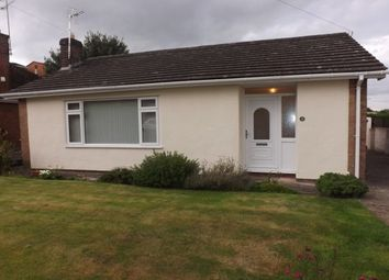 Thumbnail 2 bedroom detached bungalow to rent in Merllyn Lane, Bagillt