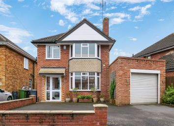 Thumbnail 3 bed detached house for sale in Castle Road, Studley