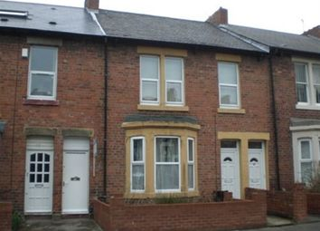 Thumbnail 5 bedroom terraced house to rent in Bolingbroke Street, Heaton, Newcastle Upon Tyne