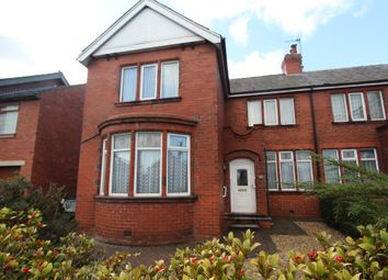 Thumbnail 3 bed semi-detached house for sale in Whitemoss Avenue, Blackpool