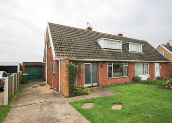 Thumbnail 3 bed semi-detached bungalow for sale in Westerley Way, Caister-On-Sea, Great Yarmouth