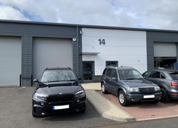 Thumbnail Light industrial to let in Larch Court, West Chirton North Industrial Estate, North Shields, Tyne & Wear
