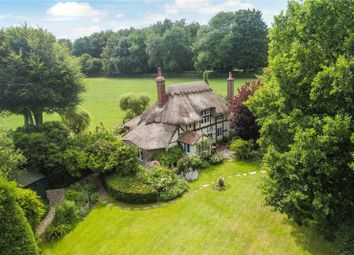 Thumbnail 4 bed detached house for sale in Offham, South Stoke, Arundel