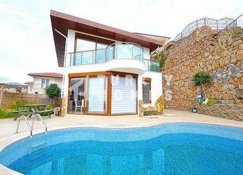 Thumbnail 3 bed villa for sale in Alanya, Antalya, Turkey