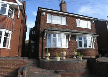 Thumbnail 2 bed semi-detached house for sale in Dudley Road, Rowley Regis